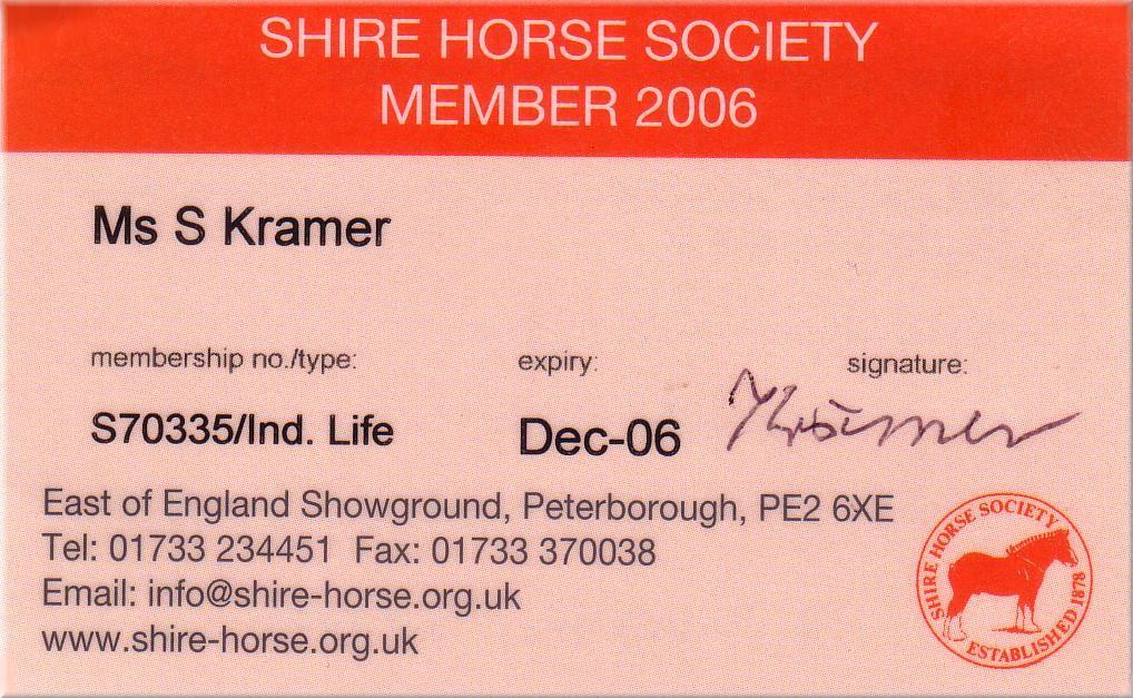 Shire Horse, Shire Horse Hof, Shire Horse Haltung, Shire Horse Zucht seit 1990