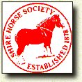 Heartily welcome on the Tinker pony & Shire Horse yard - Link to the Shire Horse Society GB
